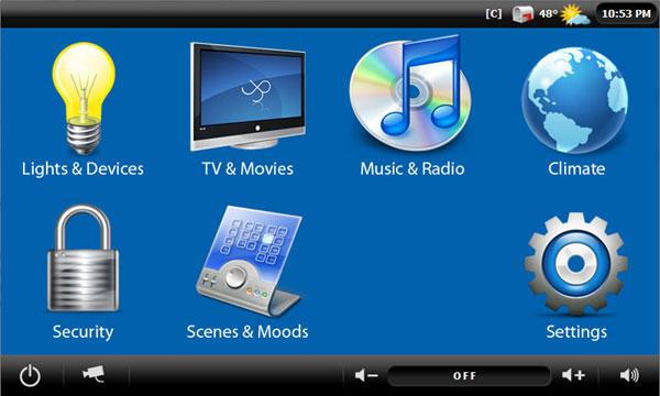 Touchscreens